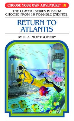 Return to Atlantis By Montgomery, R. A.